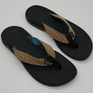 Chaco thong style sandals